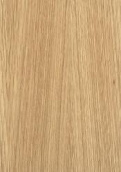 Echtholz furniert Eiche natur
