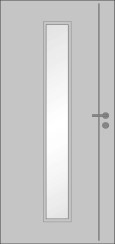 Lisenentür L5 LA008/M