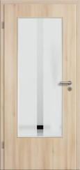 Tür CPL Akazie mit Sandstrahlmotiv SAND 32