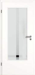 Tür weiß mit Sandstrahlmotiv SAND 2932