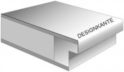 wohnungseingangst r s42 kkii mit designkante cpl tuer und. Black Bedroom Furniture Sets. Home Design Ideas