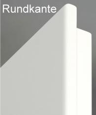 wohnungseingangst r s42 kkiii mit rundkante wei lack. Black Bedroom Furniture Sets. Home Design Ideas