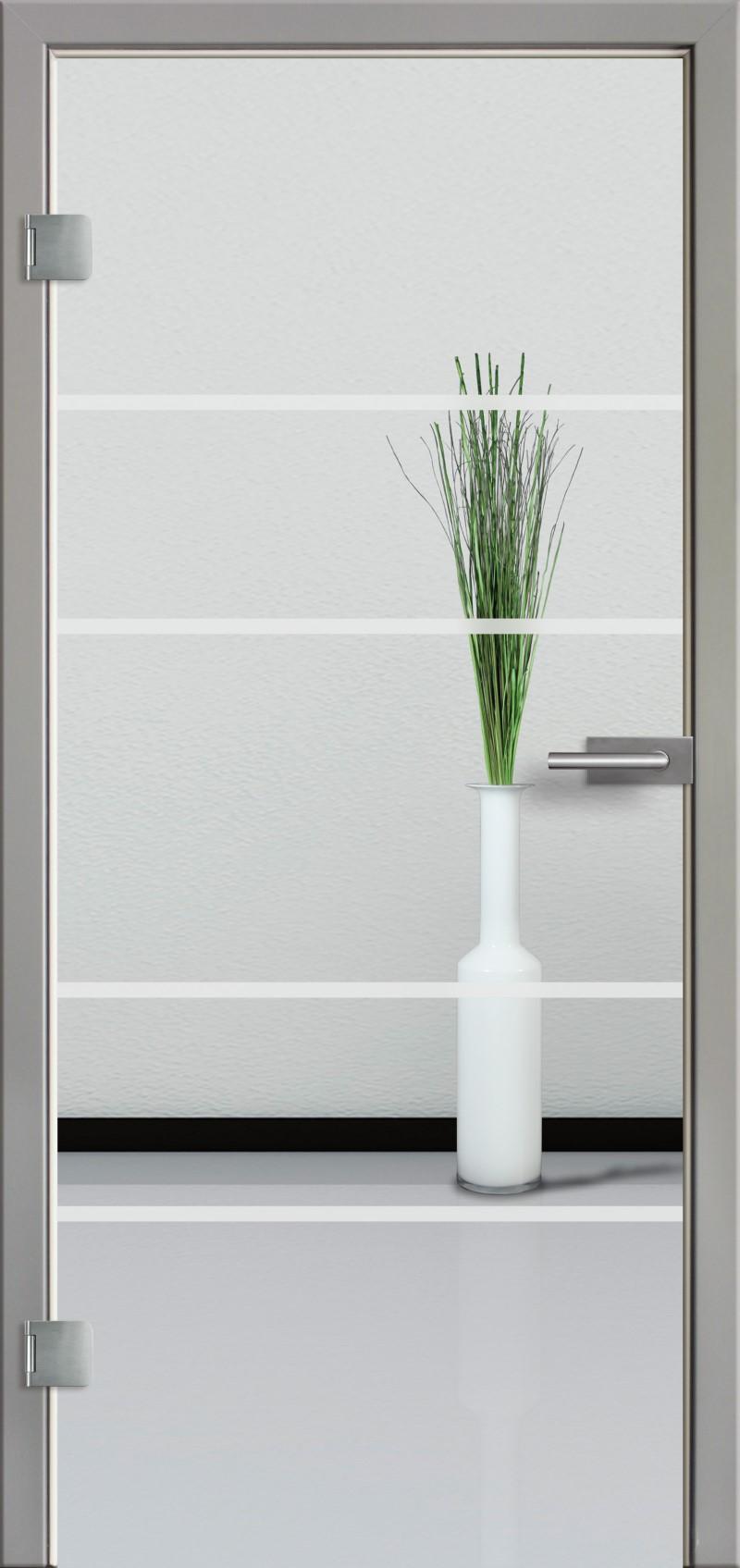ganzglast r mit glasmotiv sand 29 bei tuer und. Black Bedroom Furniture Sets. Home Design Ideas