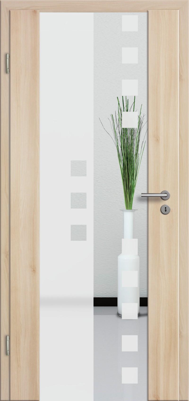 holzglast r mit glasmotiv sand 8 cpl. Black Bedroom Furniture Sets. Home Design Ideas