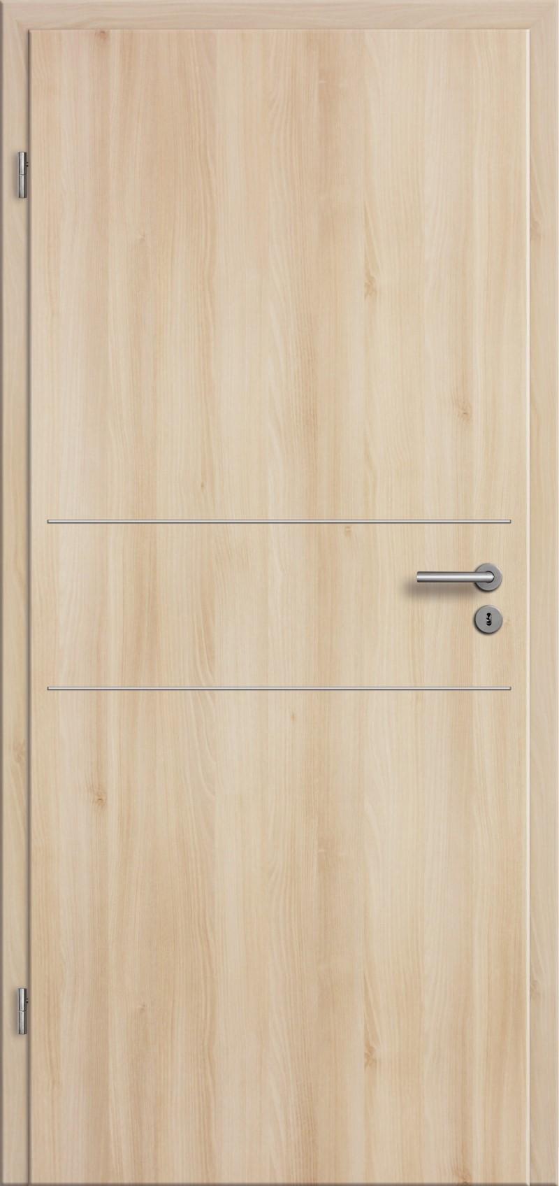lisenent r liso l2 mit rundkante glatte cpl t ren. Black Bedroom Furniture Sets. Home Design Ideas