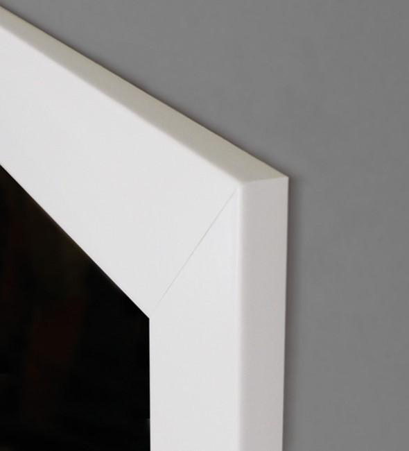 wei lack t rzarge mit designkante. Black Bedroom Furniture Sets. Home Design Ideas