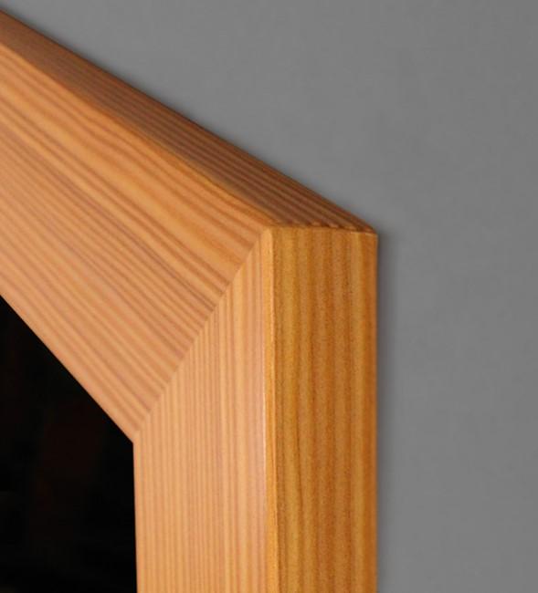 NebeneingangstUr Holz Mit Zarge