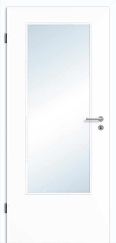 extrawei e t ren im basic design mit glas bei tuer und. Black Bedroom Furniture Sets. Home Design Ideas