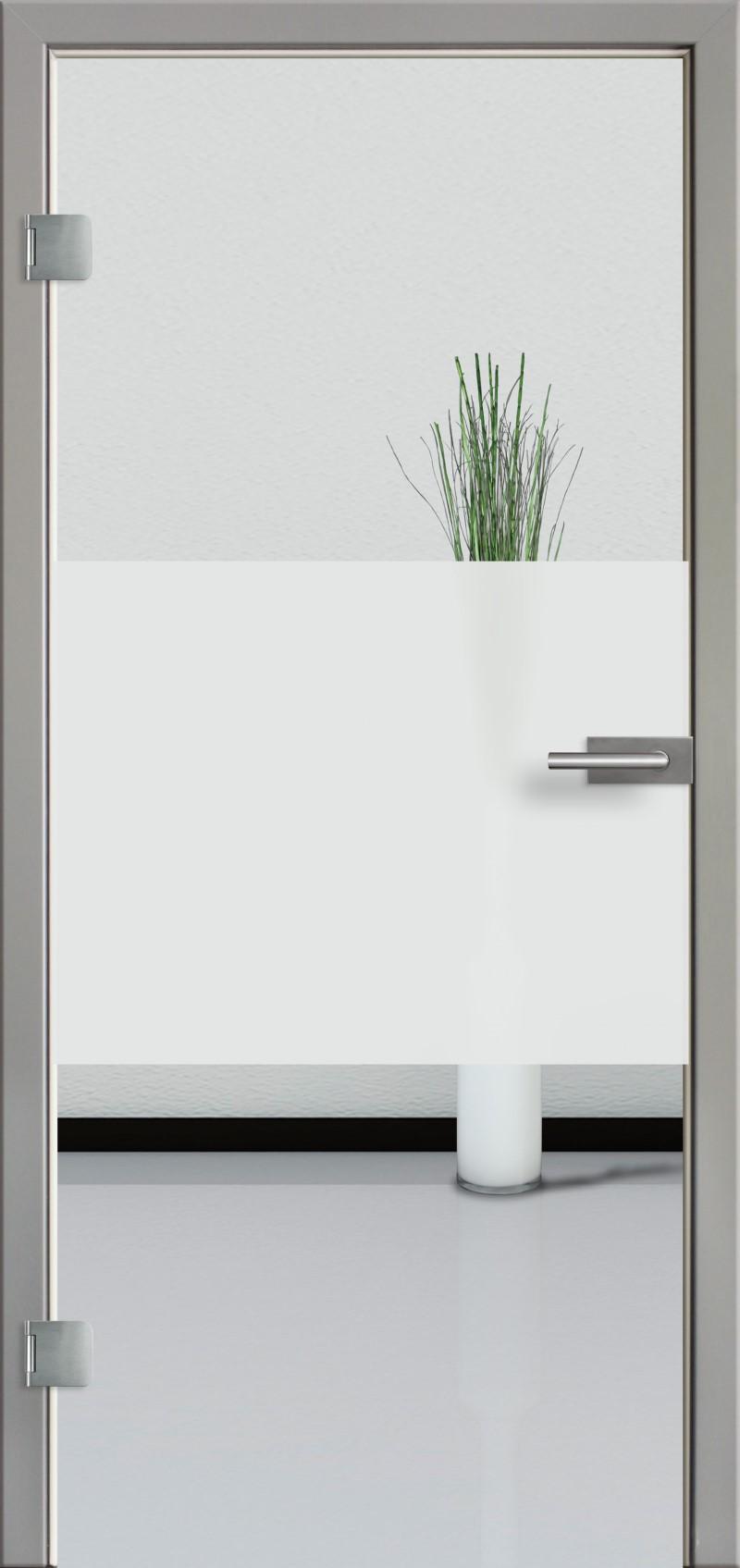 ganzglast r mit glasmotiv sand 33 tuer und. Black Bedroom Furniture Sets. Home Design Ideas